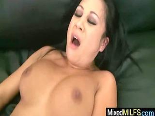 mother i breasty lustful love black ramrod inside