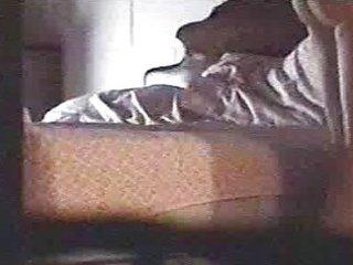 hidden cam: granny receives clothed
