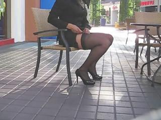 hawt legs &; business dress