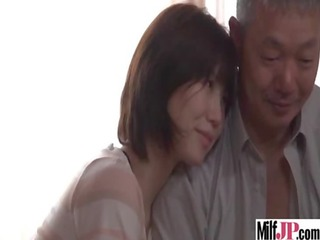 lustful japanese milf get banged hardcore on