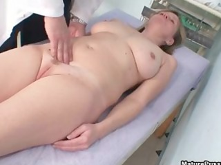 concupiscent doctor taking a close part2