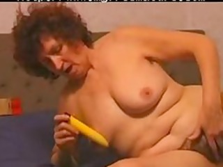 unshaved aged can her toy mature mature porn