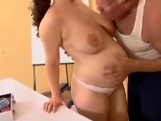pregnant - old man mireck and pregnant doxy