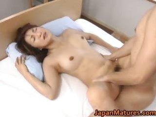 lascivious japanese older honeys engulfing