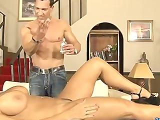 lisa ann massage and fuck