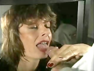 bushy french women group-fucked