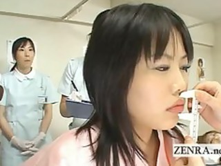japan mother i doctor uses fake penis with camera