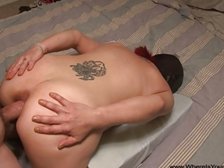 anal fuck the latin babe gimp d like to fuck