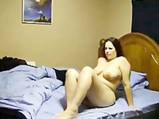 chubby wife drilled on real homemade clip