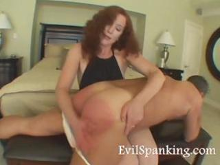 milfs flogging spouse booty hard