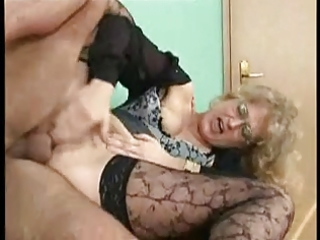 hawt german mother i acquires anally screwed