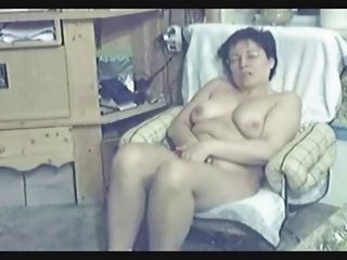 my mom home alone fingering till she is had big o