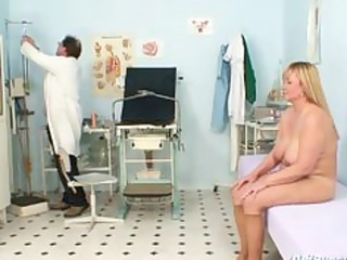 busty mother i hairy cum-hole doctor exam