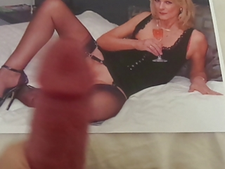 tribute to a hot mother i with hot nylon legs
