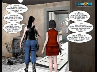 4d comic: dominion 5