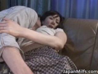incredibly excited japanese milfs sucking