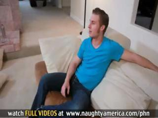 breasty golden-haired mama alanah rae uses her