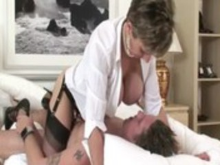 aged brit lady sonia gets fucked