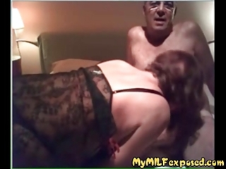 mature amateur pair home episode - my granny