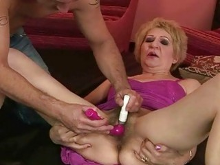best of lusty grandmas