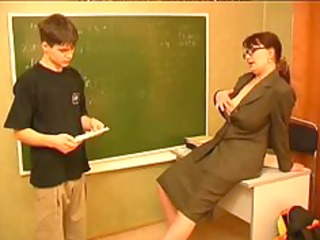 russian mature teacher and juvenile stud russian