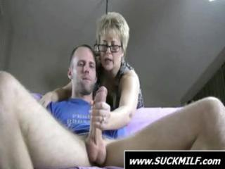 blond milf give this man with a big dick and nice