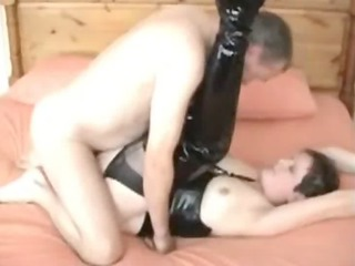 perverted aged in boots acquire fucked