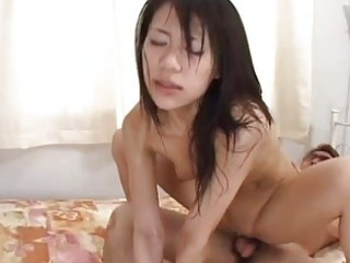 sexy milf riku shiina loves to engage in group