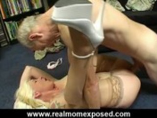 sexy golden-haired d like to fuck louise homemade