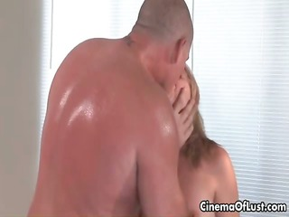 tiny blond gal acquires fucked rough part2