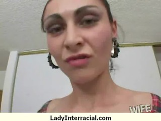 interracial hardcore sex with a white lady