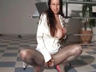 piddle satin d like to fuck in hot shiny suit