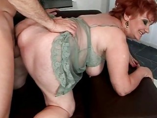 Nasty Old Granny Sex