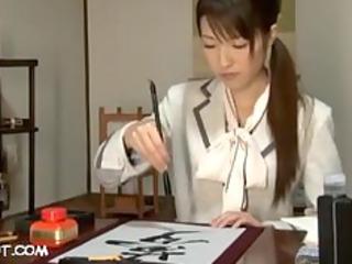 calligrapher hotty av fucking