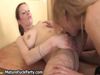 concupiscent older housewives fully enjoying part0