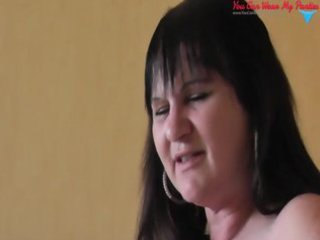 ribald british wife dong and cum overspread