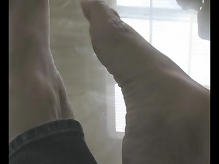 foot fetish with delightful mother id like to fuck