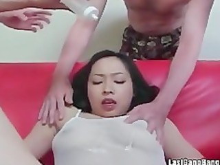 oriental aged slut gang group sex oral-sex joy