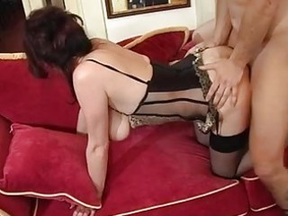 mature mama male ejaculation after big o by troc