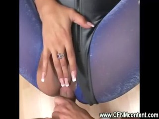 cfnm milfs engulf and fuck his hard dong