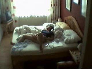 spy web camera caught mummy masturbating in