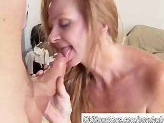 hot older non-professional loves to fuck