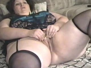 youthful chubby wife