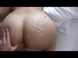 arse wife on real homemade