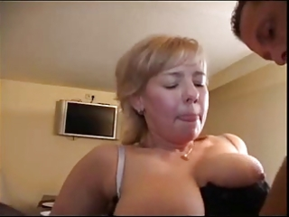 german mother i receives drilled