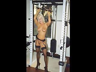 picture movie fbb blond muscle bodybuilder bonks