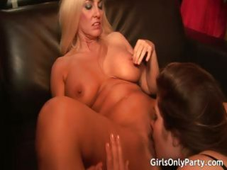 busty milfs take a ding-dong for fun
