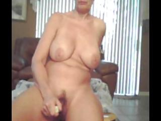 aged cam masturbation