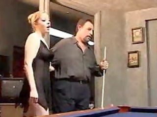 hubby watches blond wife get drilled by darksome