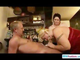 bbw older orgy